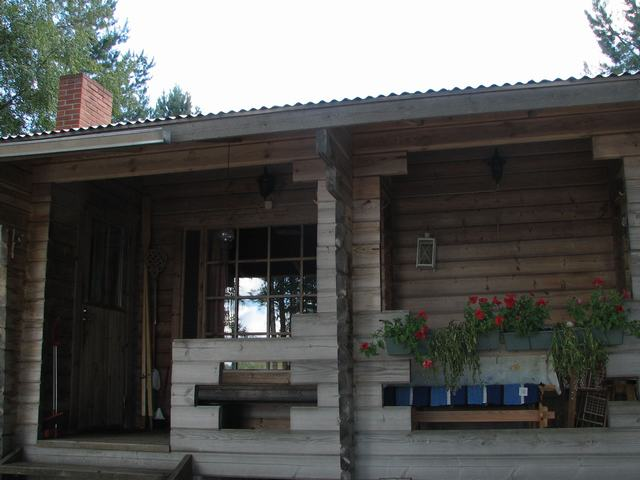 log cabins - Cabin 2